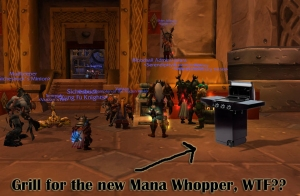 The Home of the Mana Whopper?
